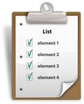 Lista oglasa